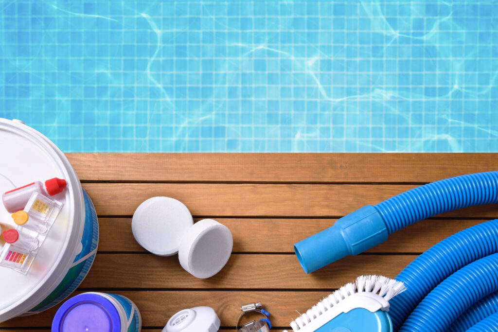 Pool and Pool Tools