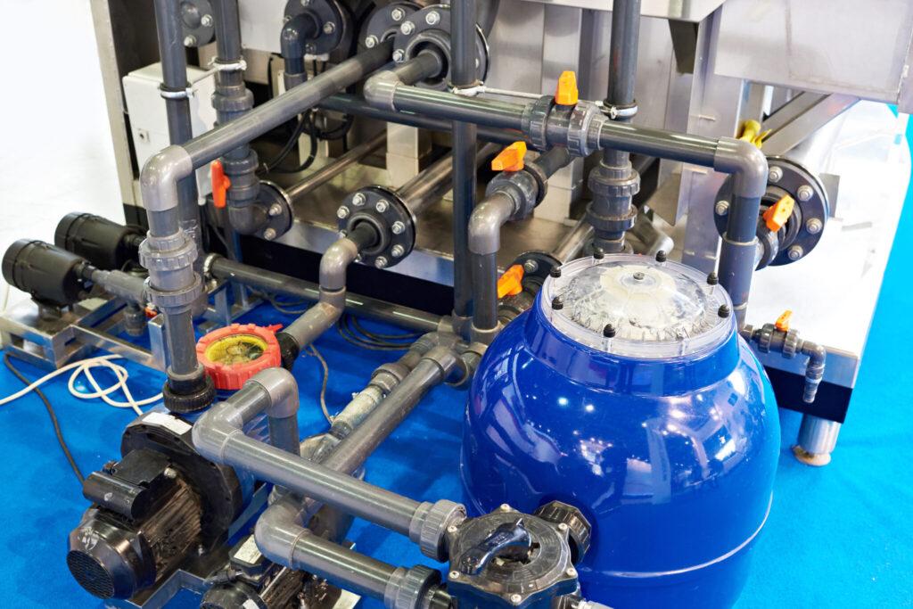 Pool Equipment Installation