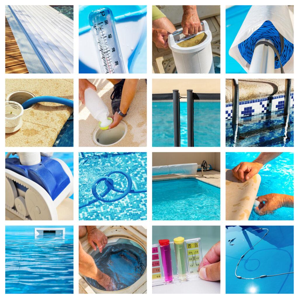 residential pool maintenance
